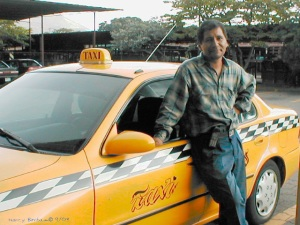 TaxiJose in El Salvador