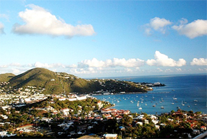 the Island of St Thomas