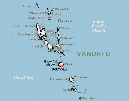 South Pacific  Your Cruising Editor