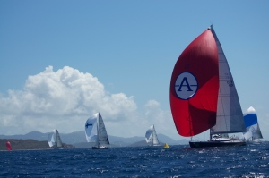 St Thomas Rolex Regatta
