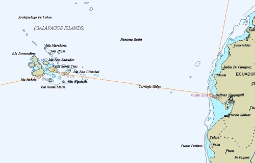 galapagos-chart-route