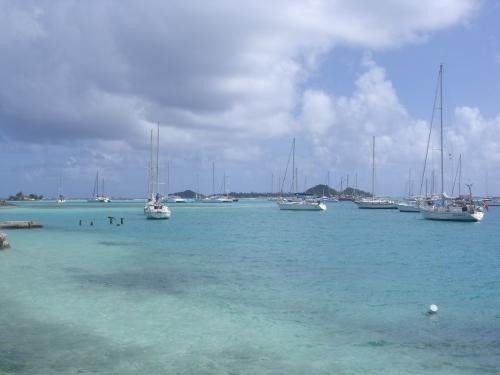 union-island-anchorage