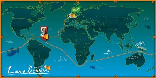 dekker-circumnavigation-route