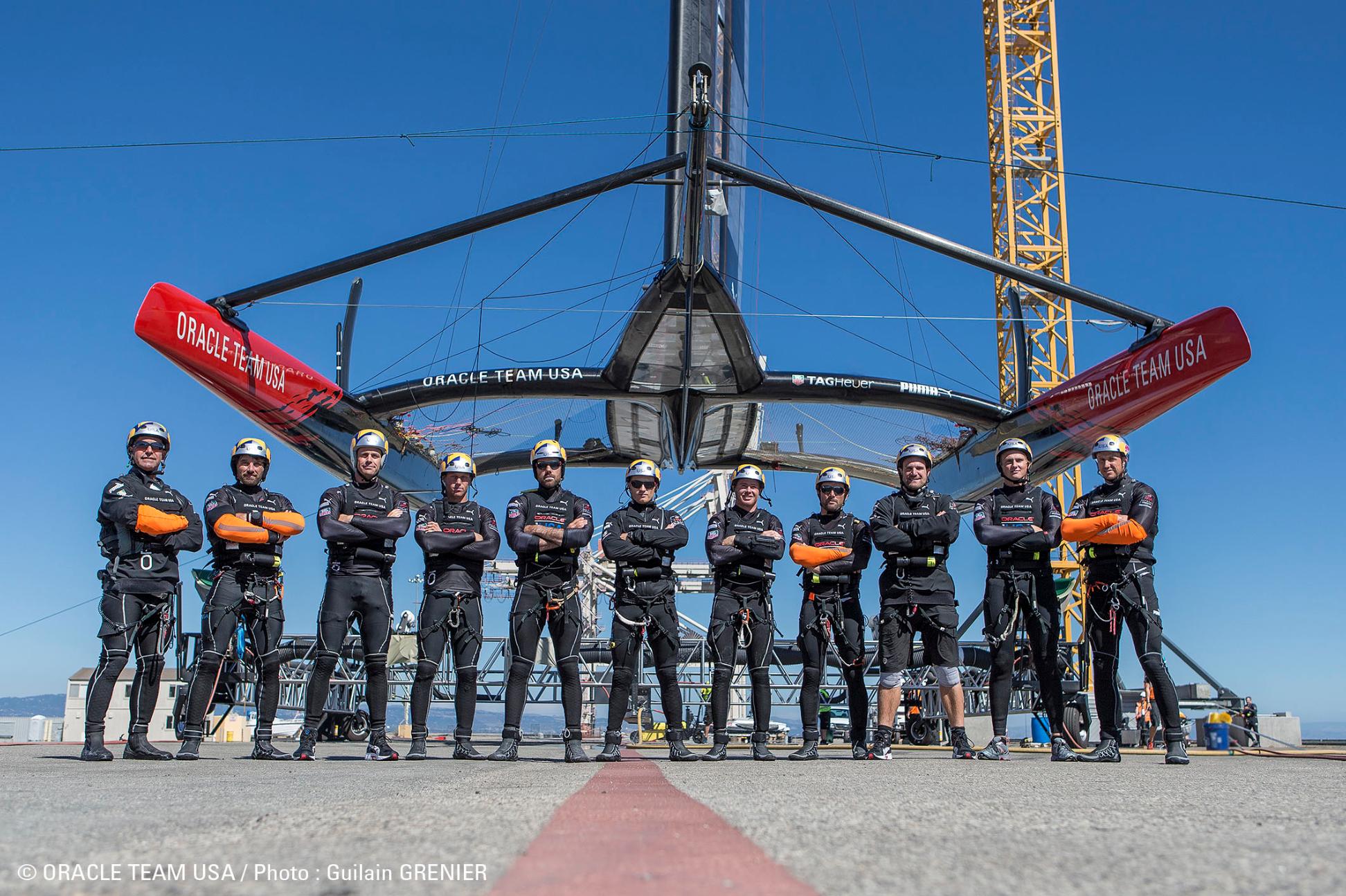 OTUSA Race Crew